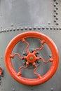 Detail Of Steam Machine