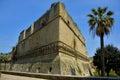 Detail swabian Castle of Bari