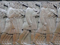 Detail on a WW1 centataph outside St Georges Hall in Liverpool Royalty Free Stock Photo