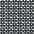 Detailed carbon fiber Stock Photography