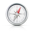 Detailed compass Royalty Free Stock Photo