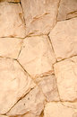 Detailed stone wall background beige tones Royalty Free Stock Photo