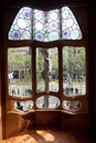 Details from Casa Batllo. Barcelona - Spain Royalty Free Stock Images