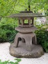 Details of Japanese garden Royalty Free Stock Image