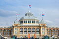 Details kurhaus scheveningen hague holland Stock Photography