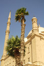 Details Mosque of Mohamed Ali Royalty Free Stock Photo
