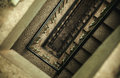 Details of an Old Stairways Royalty Free Stock Photo