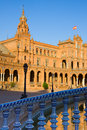 Details of Plaza de Espa?a, Seville, Spain Royalty Free Stock Photography