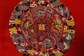 Details of Shu brocade,China Royalty Free Stock Photo