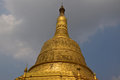 Details of Top Tip of Main giant stupa of Shwemawdaw Pagoda