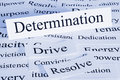 Determination Concept Royalty Free Stock Photo
