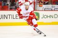 Detroit red wings zwodnik obrony brendan smith Obraz Stock
