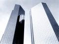 Deutsche Bank Royalty Free Stock Photo
