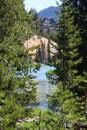 Devil's Lake Royalty Free Stock Photo