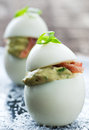 Deviled Eggs Royalty Free Stock Photo