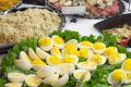 Deviled Eggs Royalty Free Stock Photo