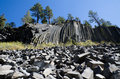Devils Postpile Stock Photo