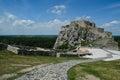 Devínsky hrad v Bratislave