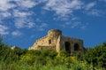 Devin castle in Slovakia