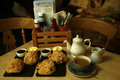 Devon cream tea Delicious