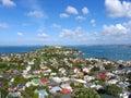 Devonport Resident Area Royalty Free Stock Photo