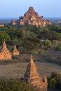 Dhammayangyi temple bagan myanmar the in the ancient city of in burma it is the largest of all the temples in the dhammayan Stock Images