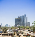 Dhobi Ghat laundry, Mumbai, India Royalty Free Stock Photo
