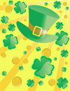 Dia do St patrick Fotos de Stock Royalty Free