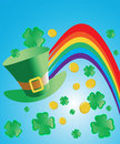 Dia do St patrick Imagem de Stock Royalty Free