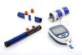 Picture : Diabetes  testing