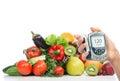 Cukrovka glukóza a zelenina