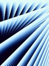 Diagonal Blue Lines Stripes Stock Photos