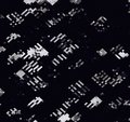 Diagonal checkerboard pattern wallpaper black and white color background Royalty Free Stock Photo