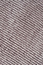 Diagonal cotton textured Royalty Free Stock Images