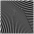 Diagonal lines pattern vector illustration black abstract backg background Stock Photos