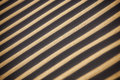 Diagonal sand pattern in the sahara desert of morocco shallow depth field Royalty Free Stock Photo