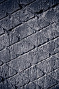 Diagonal striped stone texture Stock Photography