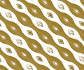 Diagonal wavy lines and diamonds, Seamless background, smooth bends, stripes. Pattern for fabrics, prints, websites, wrappers.