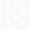 Diagonal white wavy lines pattern abstract d seamless background with cut out of paper effect Royalty Free Stock Photo