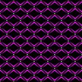 Diagonals seamless designer pattern in three colour Royalty Free Stock Photo