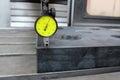 Dial gauge Royalty Free Stock Photo