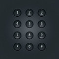 Dial plate Royalty Free Stock Photos