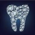 Diamon tooth