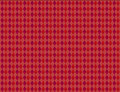 Diamond harlequin pattern seamless repeatting Stock Photos