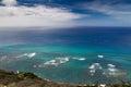 Diamond Head Lighthouse Royalty Free Stock Photo