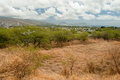 Diamond Head State Monument Park Trail close Honolulu on Oahu Ha Royalty Free Stock Photo