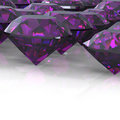 Diamond. Jewelry background Stock Photography