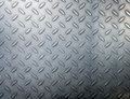 Diamond metal plate background Royalty Free Stock Photo