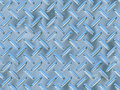 Diamond metal plate - digital Royalty Free Stock Images