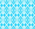Diamond pattern Royalty Free Stock Image